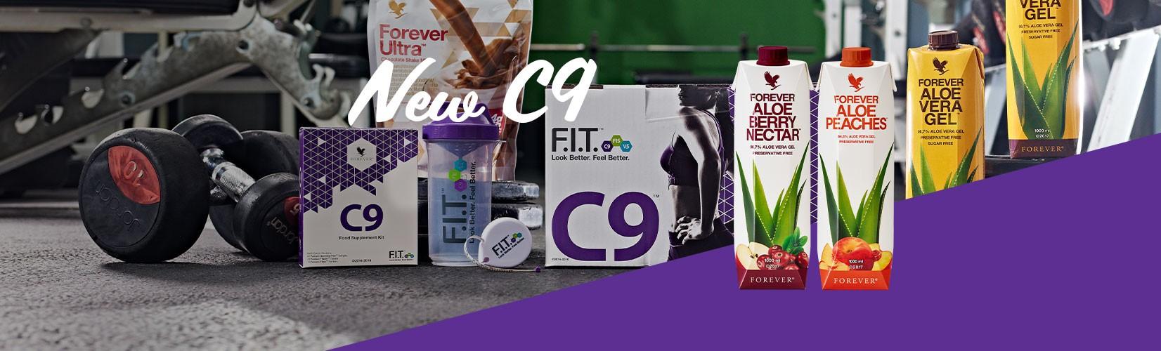Die neuen CLEAN9-Pakete